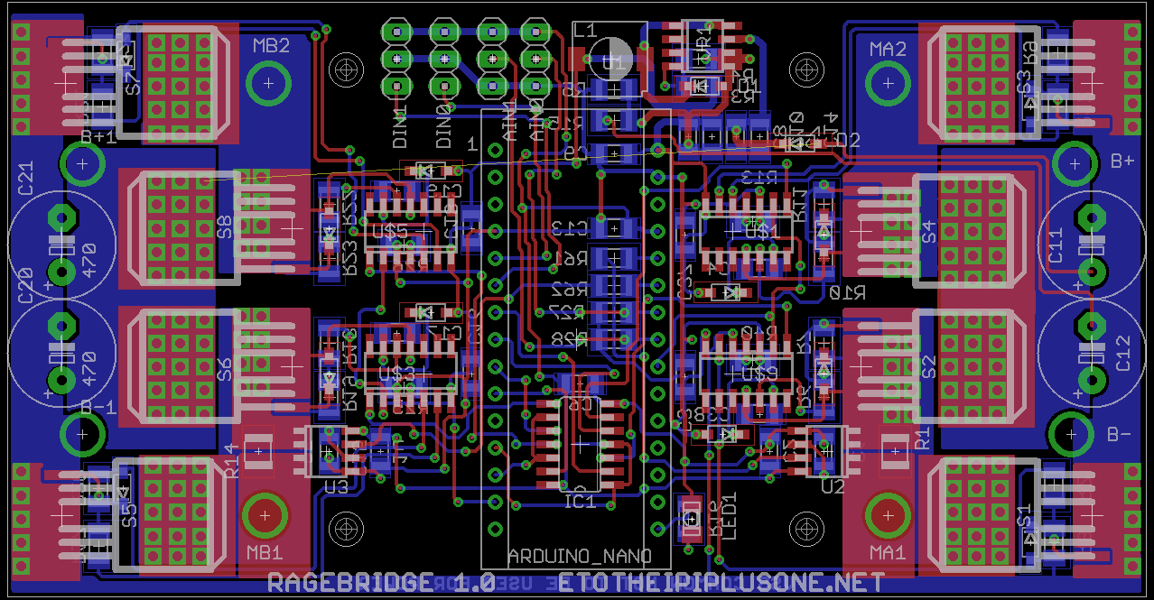 Motor Controllers Equals Zero Three Phase Dc Control Circuit Dual H Bridge Controller